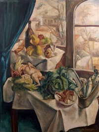 nature morte by andré favory