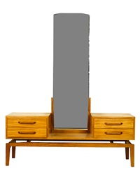 dressing table by fred ward
