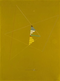 composition no. 125 by friedrich vordemberge-gildewart