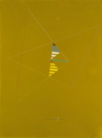 composition no 125 by friedrich vordemberge gildewart