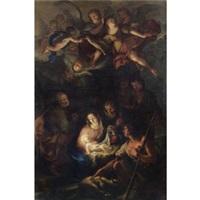 adorazione dei pastori by ludovico antonio david