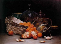 le panier d'oranges by frederic charles jung
