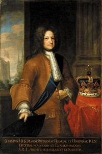portrait of king georg i by georg wilhelm lafontaine