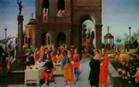 the argonauts in colchis by bartolomeo di giovanni