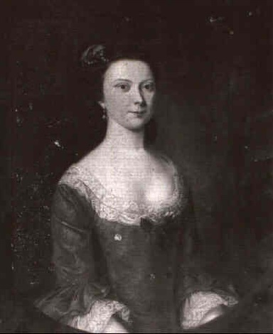 portrait of elizabeth dymocke by james fellowes