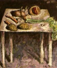 légumes sur la table by miguel rasero