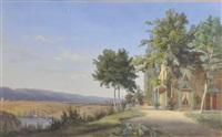 le lignon, maison de campagne by marc dunant