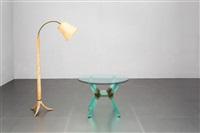 lampada da terra by gio ponti