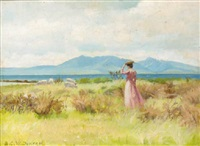 summer on the west coast by alexander c.w. duncan