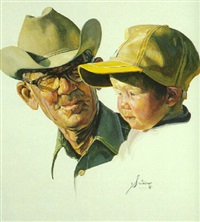 third generation cowboy by gordon snidow