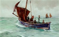 the fishing smack