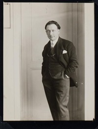 jules romain by berenice abbott