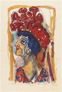 contessa by otto dix