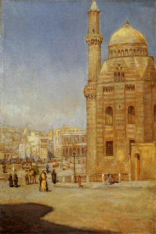 vita al cairo 1914 by alfredo campajola