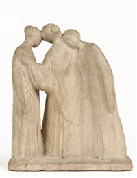 the three sisters (after tchechov) by mari silvester andriessen