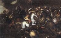 scontro di cavalieri by jacques courtois