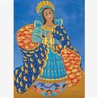 nossa senhora da conceição by djanira (djanira de monta e silva)