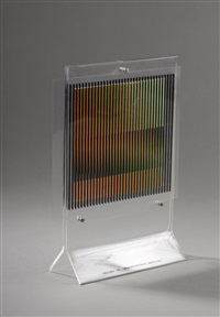 chromointerference manipulable by carlos cruz-diez