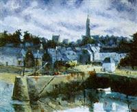 port breton by claude bils