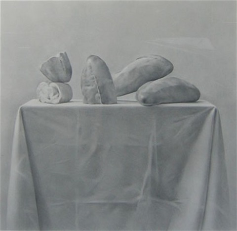 italian bread i by akira arita