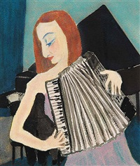 accordion by john harold thomas snow
