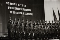red army choir by rené burri