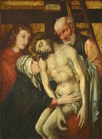 descendimiento de la cruz by roger van der weyden