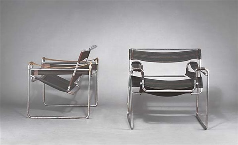 Wassily Sessel wassily sessel b3 by marcel breuer on artnet