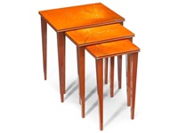 tables by bernard dunand