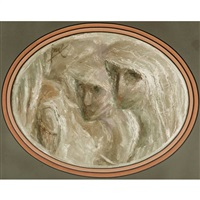 jovencitas italianos (estudios) by fidelio ponce de león