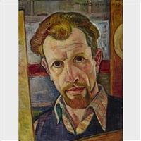 pictoreul (self portrait) by traian biltiu dancus