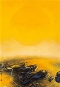 太陽 (le soleil) by liu kuo sung
