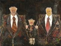 les trois frères by daniel livartowski