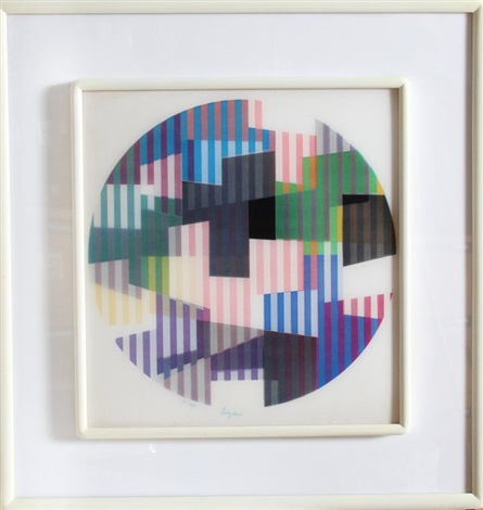 untitled 1 by yaacov agam