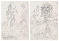 work (2 works) by yasuyuki nishio