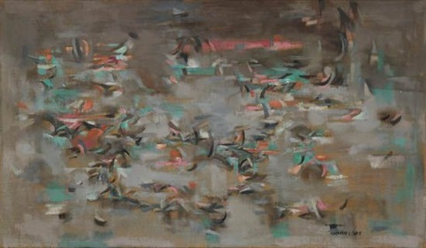 birds by norman lewis