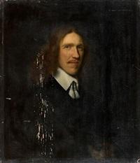 portrait d'homme by ludolf de jongh