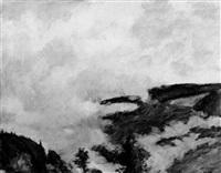aufsteigener nebel by rudolf böttger