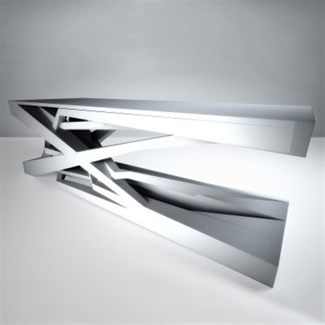 untitled desk by thom mayne