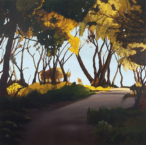 road to west head summer study by david keeling