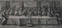 the last supper by lazzaro tavarone