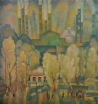 l'usine by nicolai leontiev