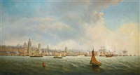 port of liverpool by thomas dove