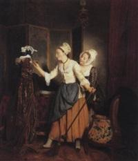 la servante maîtresse by jean alphonse roehn