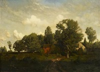 farmhouse by henry pember smith