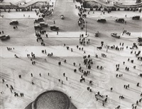 champs de mars by ilse bing
