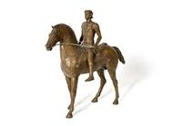 equestrian alexander by theodoros vassilopoulos