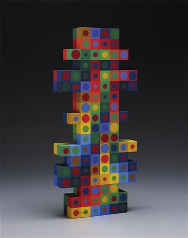 eksin by victor vasarely