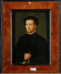 portrait présumé de clément marot by french school-lyon (16)