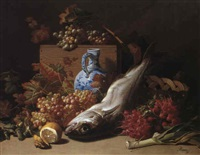 still lifes by albert raoux